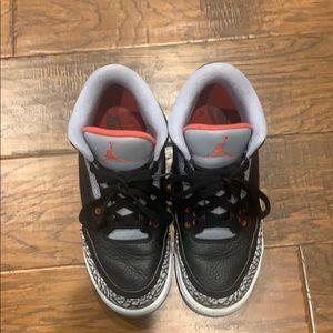 Jordan 3 Cement